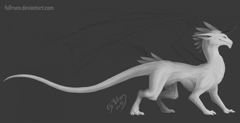 Ezevin, the dream dragon - unfinished