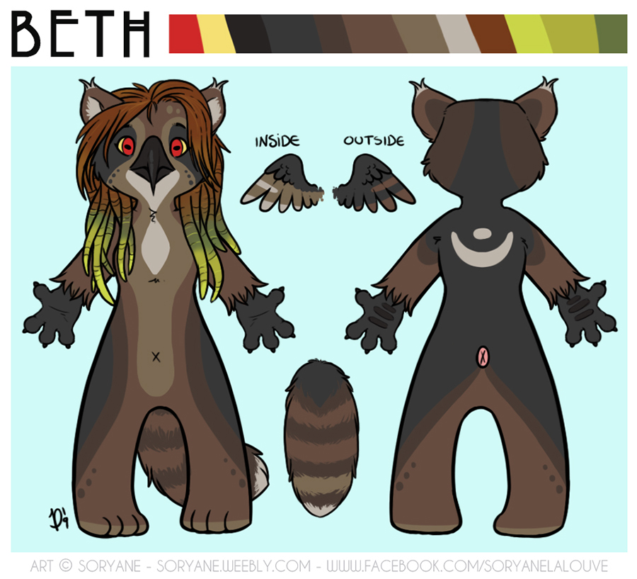 Beth - Mini Ref