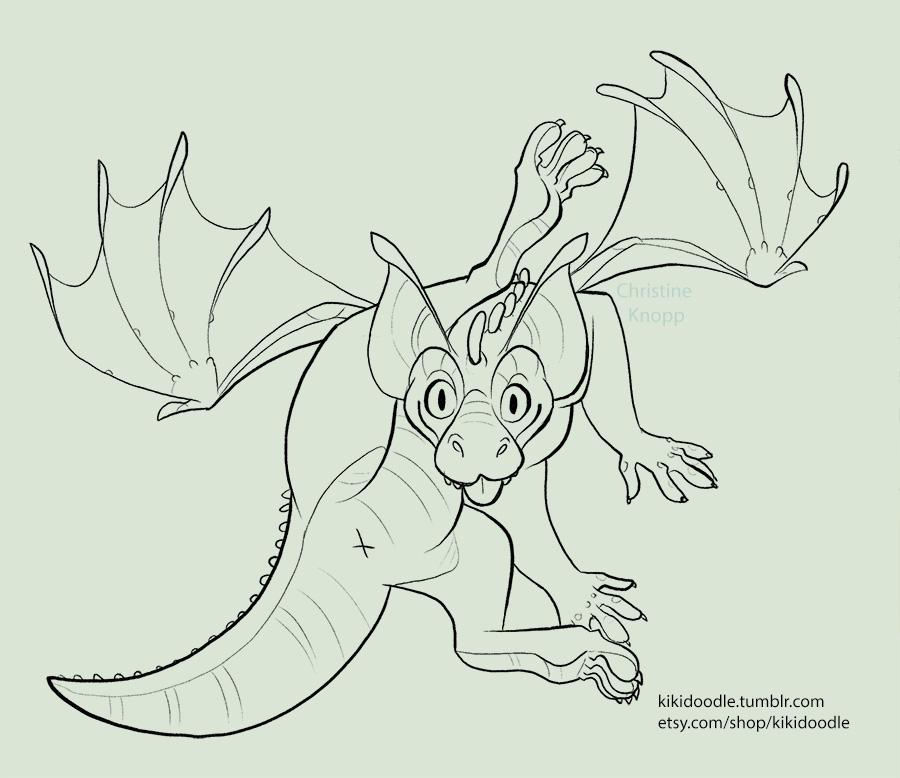 Dragon Butt