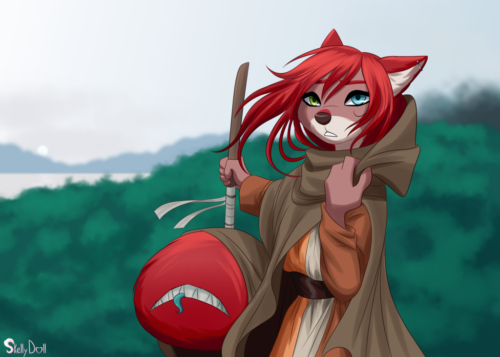 Pathfinder - By Skelly-Doll