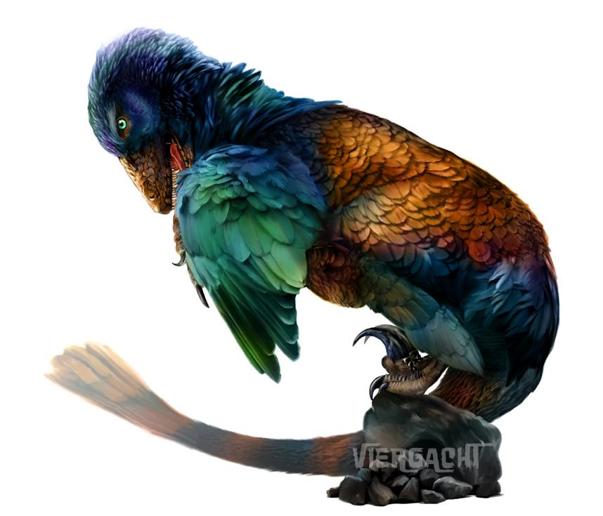 Dinovember Dakotaraptor