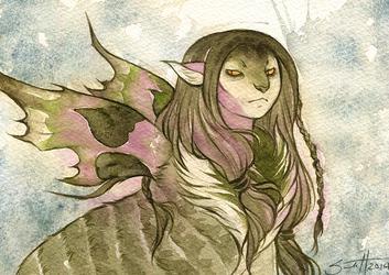 Commission - Liz Sphinx 2