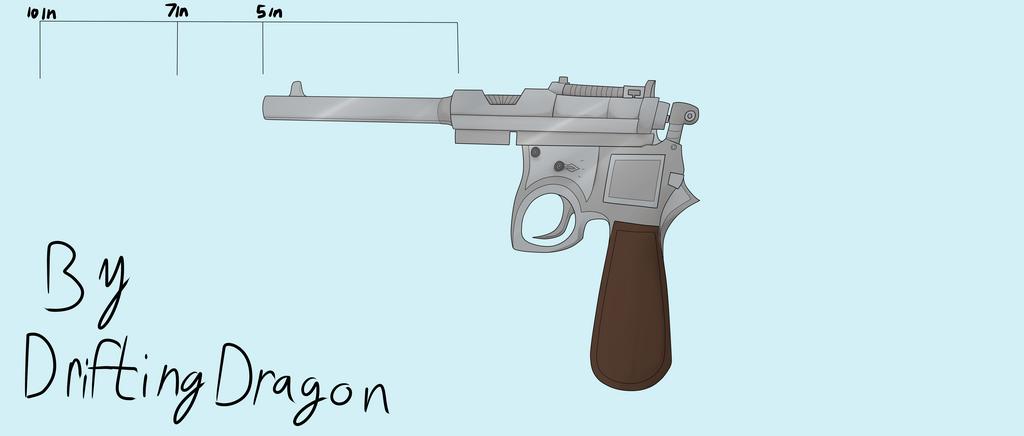 HRE TK-4: Pistol
