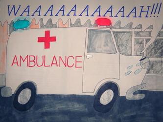 """CALL THE """"WAAAAMBULANCE""""!!!!"""