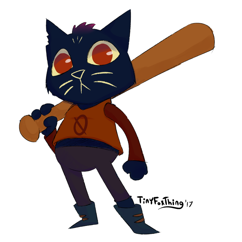 Night in the Woods - MAE
