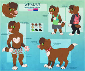 wesley reference 2019