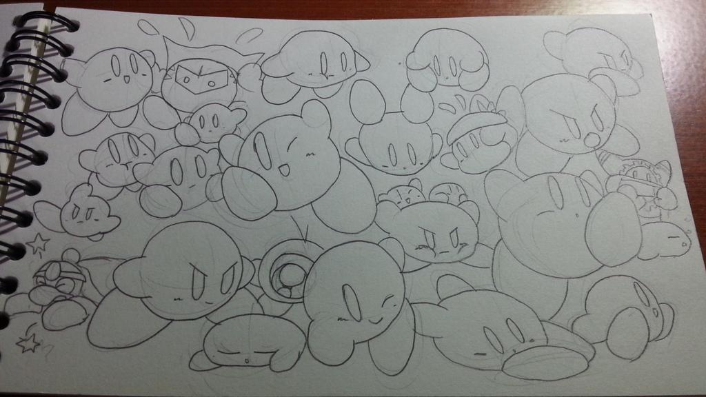 Kirby-palooza!