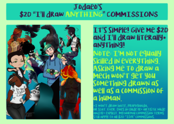Any* Commission $20!