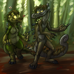Suave Swamp