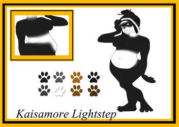 Kaisamore Lightstep Reference Sheet