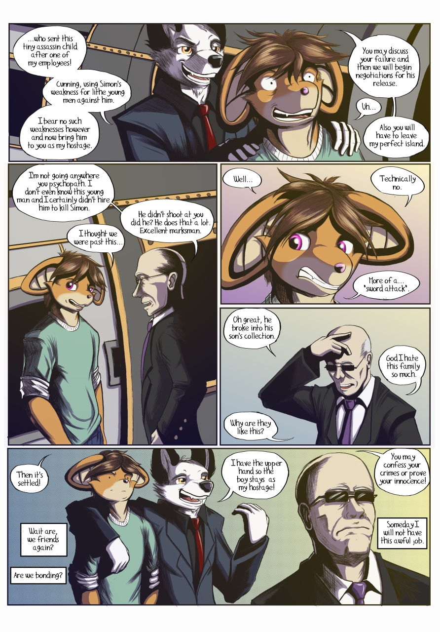 False Start Issue #3 Page 3