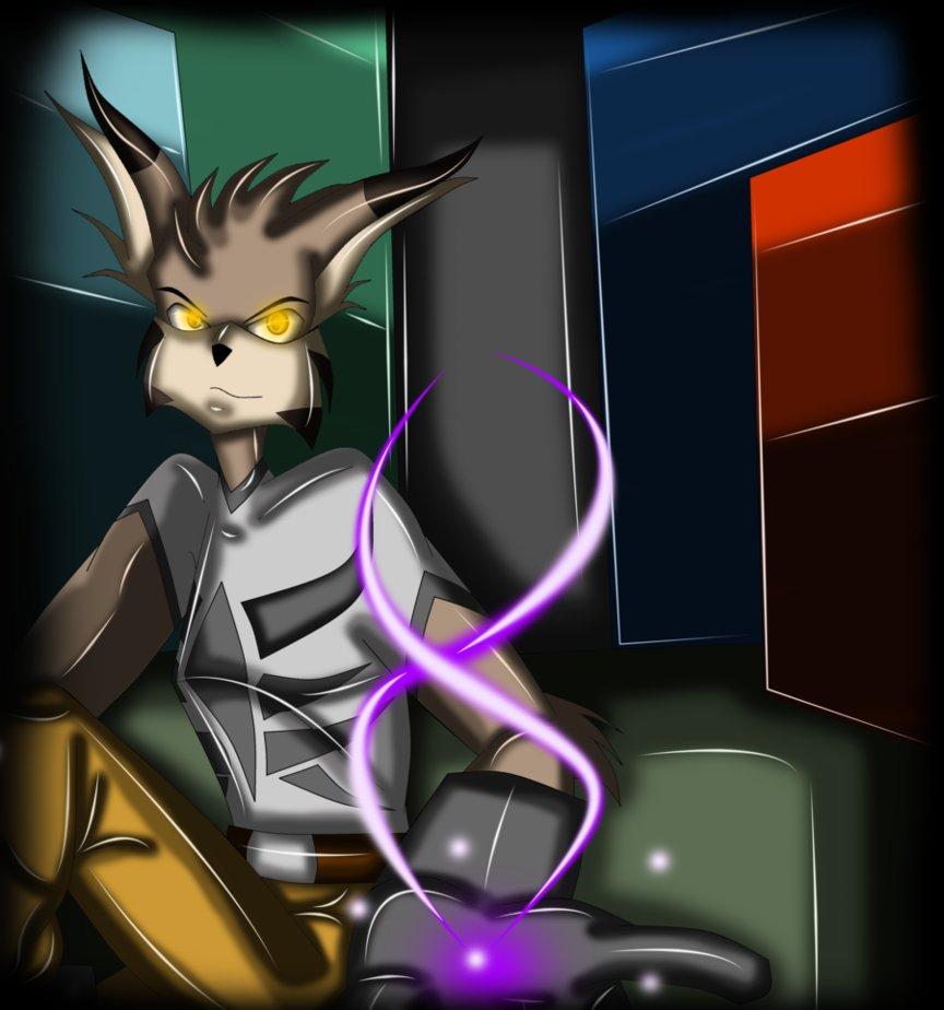 Drake Lynx (AngaChan)