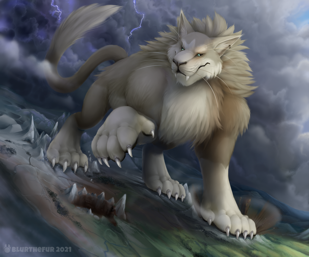 [C] Beast of the End