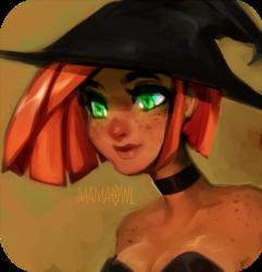 New witch, Juniper