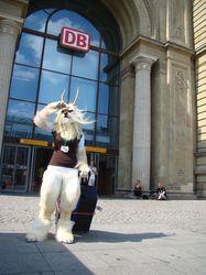 (OLD) Arrival in Magdeburg