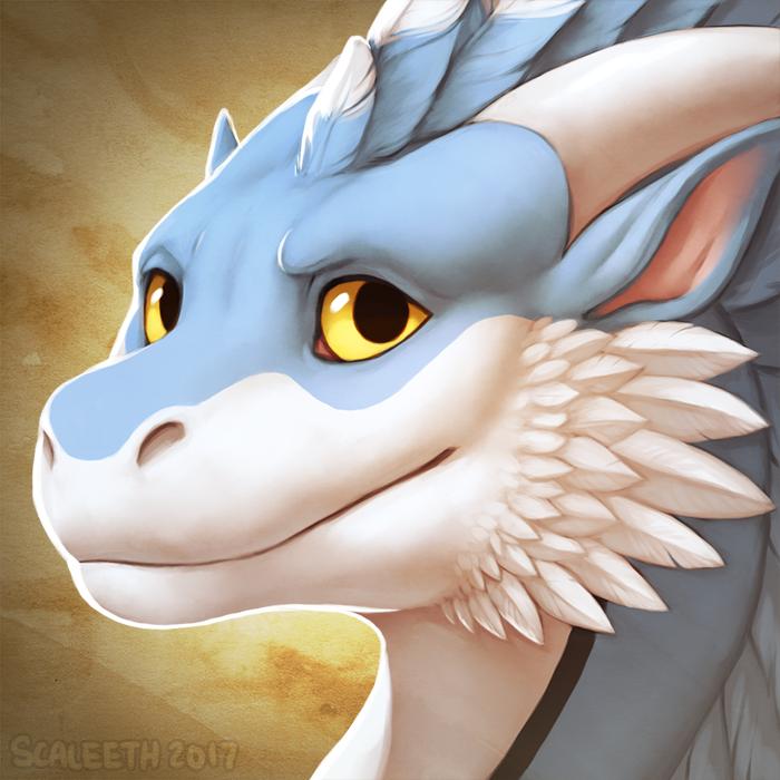 [Commission] Rathios Portrait