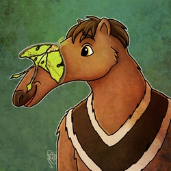 [Commission] Icon by Merebear