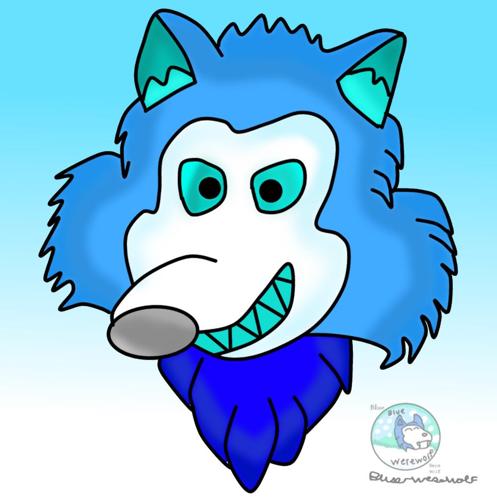 randolf werewolf headshot