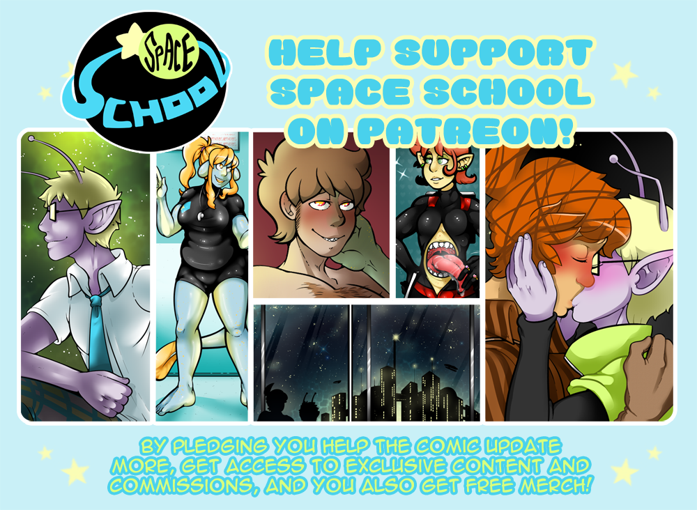 Help Support Space School on Patreon! — Weasyl