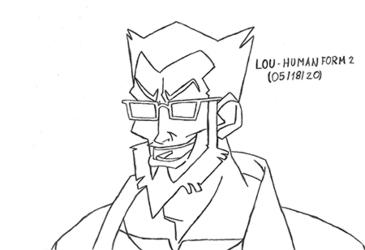 Lou - Human Form 2