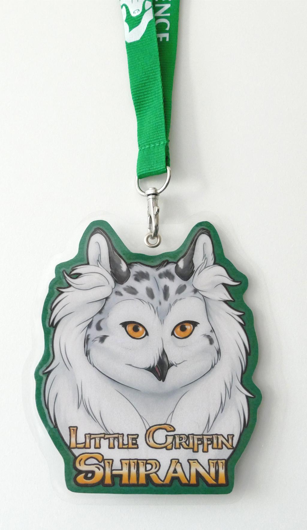 Finished Badge