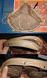 Repair an SR2 seat cover - task