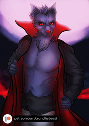 Bloody Bat Vampire (OC)