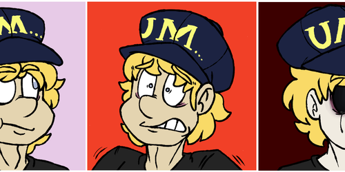 Commission - Mark? Icons