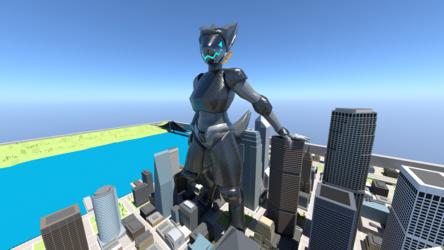 [2K-3D] Proto Invasion 1