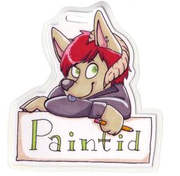 paintid badge