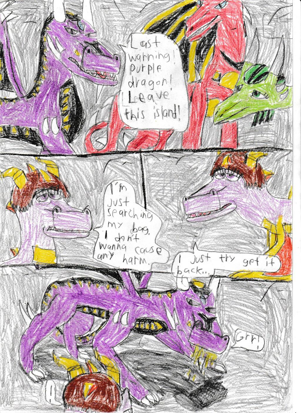 Legend of dragon: Outcast:Pg 92