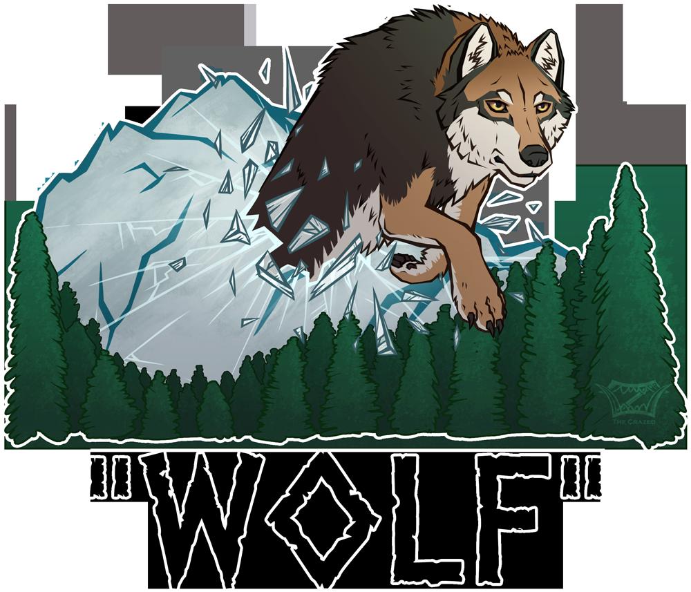 "[C] ""WOLF"" Graphic"