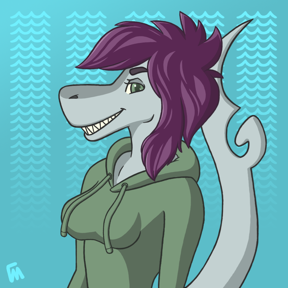 Most recent image: SHARK BABE [trade]