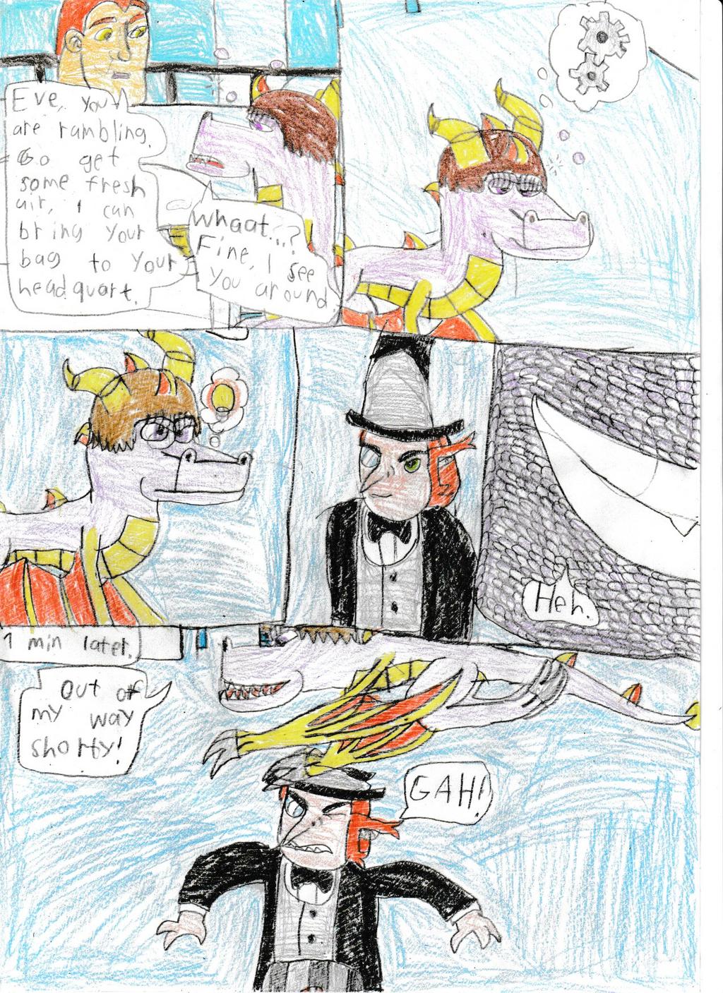 Legend of dragon: Bird and dragon:Pg 21