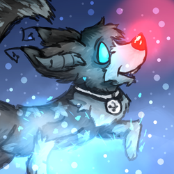 Christmas /winter avatar!