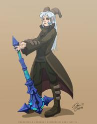 iron artist 029 - Coren64