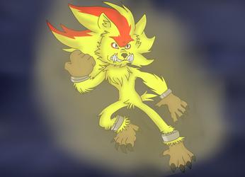 Mugi Draws Super Shadow
