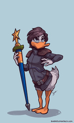 Day 20: Rival Duck