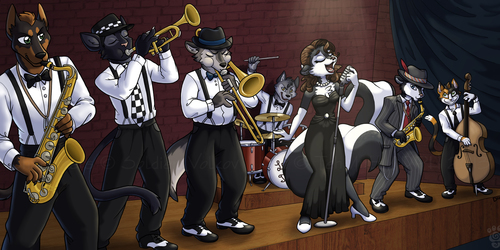 [Commission] A Tribute to Swing