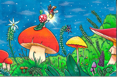 Mushroom Sage King