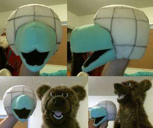 Bear Puppet #2 - 5/24/15