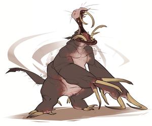 hippo monster