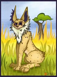 (Pokemon) Cheetah Variant Jolteon