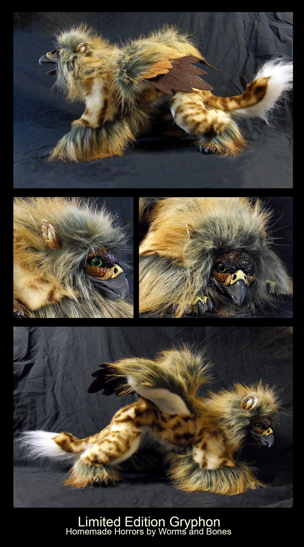 Limited Edition Gryphon