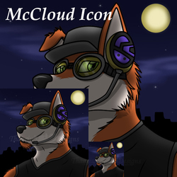 CO.- Icon McCloud