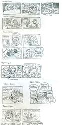 Hourly Comic Day 2014