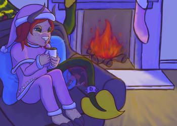 [Gift] Medley's Chill Night