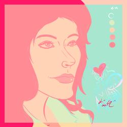 Palette Meme #4 - Emily Hannah Lake