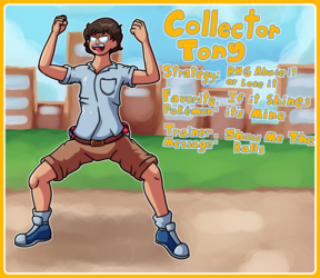 Collector Tony