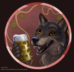 Wolves and beer